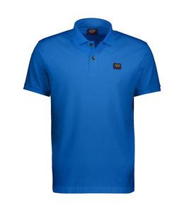 PAUL & SHARK 1070 - 049 polo blauw