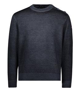 PAUL & SHARK Donkerblauwe pullover 11311026-050