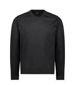 PAUL & SHARK Zwarte pullover 11311300-011