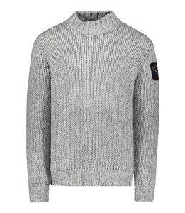 PAUL & SHARK Grijze pullover 11311027-201