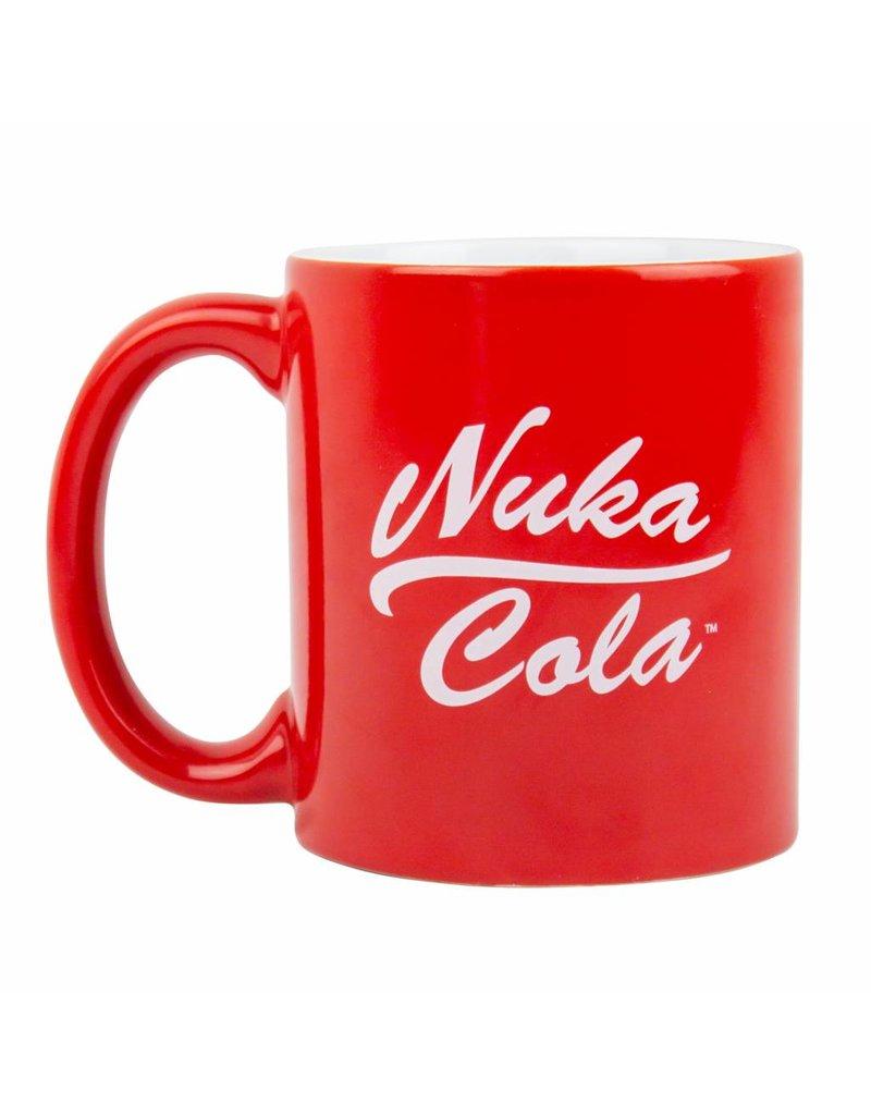 Fallout Tasse Nuka Cola Rot