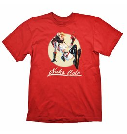 Fallout T-Shirt Nuka Bombshell