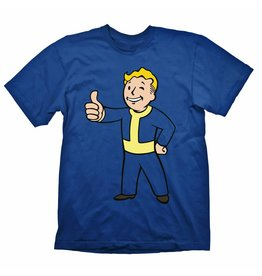 Fallout T-Shirt Vault Boy Thumbs Up