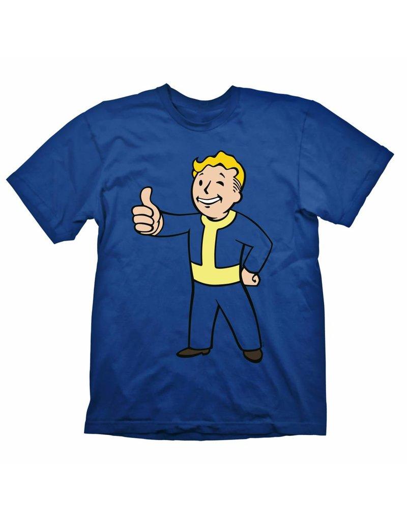 Fallout T-Shirt Vault Boy Thumbs Up