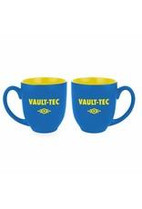 Fallout Oversize-Tasse Vault-Tec Blau / Gelb