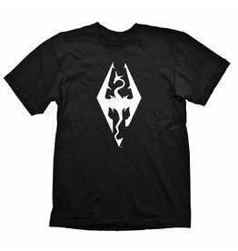 The Elder Scrolls Skyrim T-Shirt Dragon Symbol