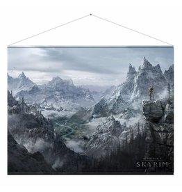 The Elder Scrolls Skyrim Wallscroll Valley