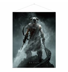 The Elder Scrolls Skyrim Wallscroll Dragonborn