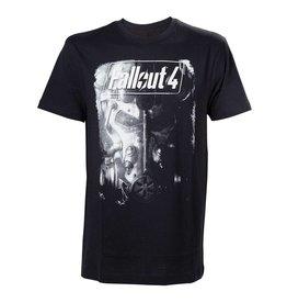 Fallout T-Shirt Stählerne Bruderschaft