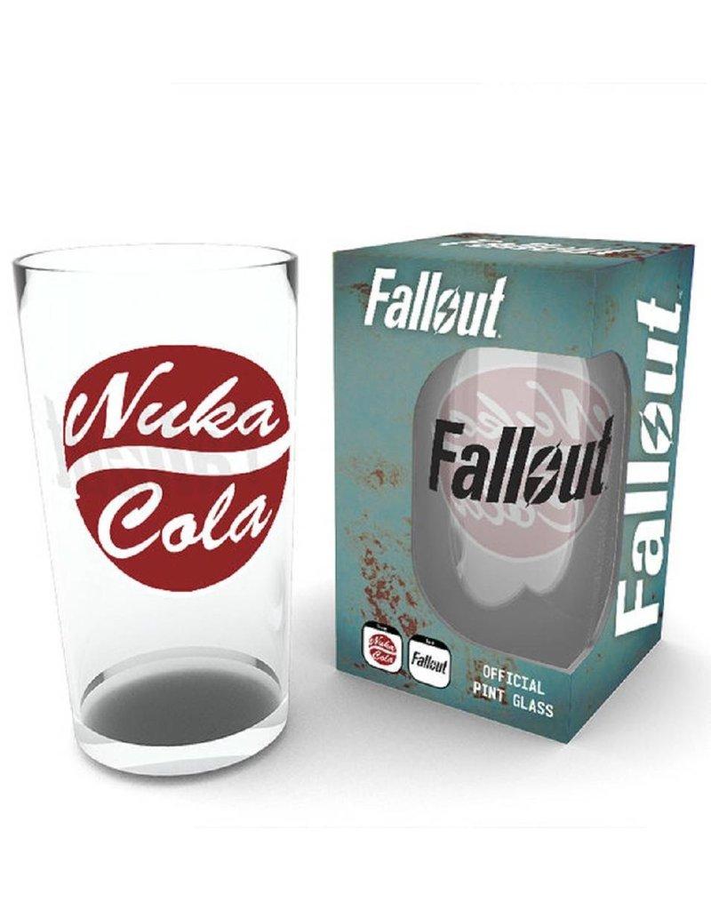 Fallout Pint Glass Nuka Cola