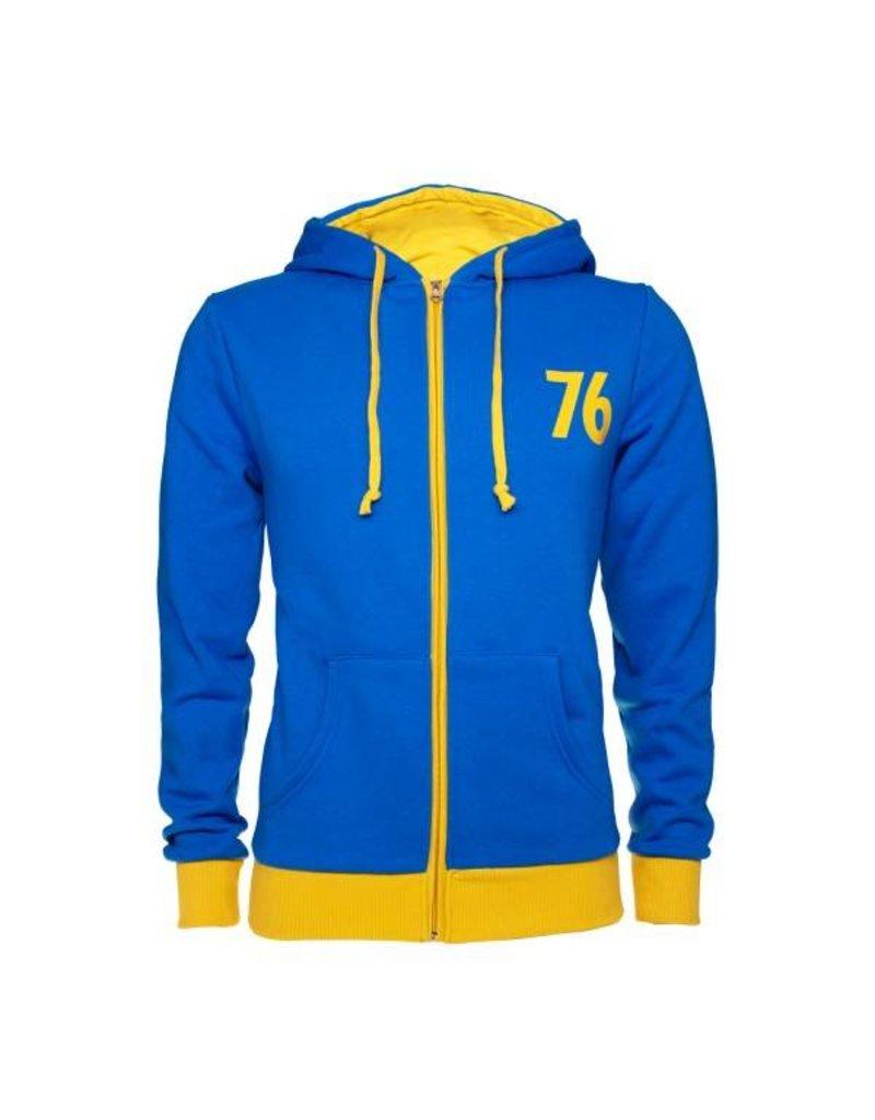 Fallout Zip Hoodie Vault 76