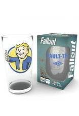 Fallout Pint Glas Vault Boy