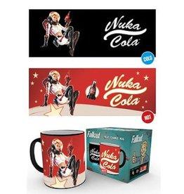 Fallout Heat Change Mug Nuka Cola