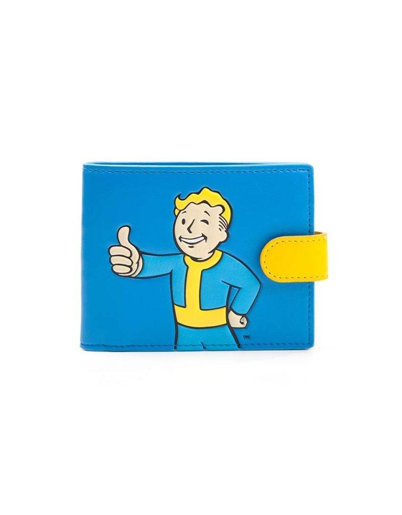 Fallout Wallet Vault Boy