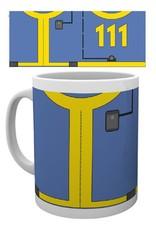 Fallout Mug Vault Boy Costume