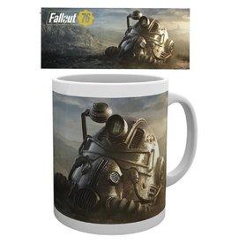 Fallout Tasse Dämmerung