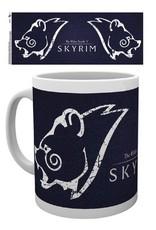 The Elder Scrolls Skyrim Tasse Sturmmantel
