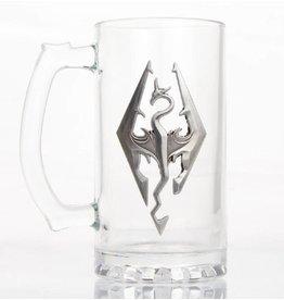 The Elder Scrolls Skyrim Glas Drachen Symbol
