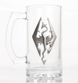 The Elder Scrolls Skyrim Glass Dragon Symbol
