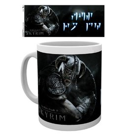 The Elder Scrolls Skyrim Mug Shout