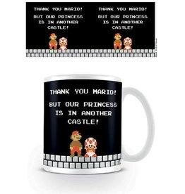 Nintendo Mug Another Castle