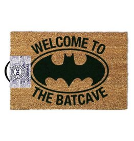 "DC Doormat ""Welcome to the Batcave"" 40x60cm"