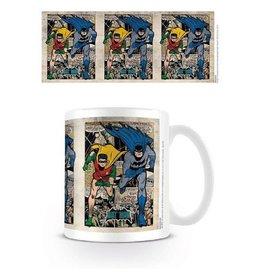 DC Tasse Batman Montage