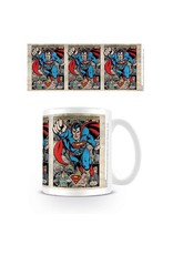 DC Tasse Superman Montage