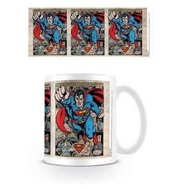 DC Mug Superman Montage