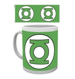 DC Tasse Green Lantern Logo