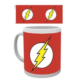 DC Mug The Flash Logo