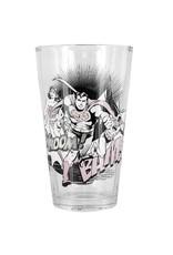 DC Thermoeffekt Glas