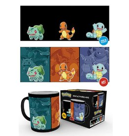 Pokémon Thermoeffekt Tasse Entwicklung