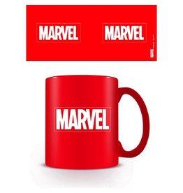 Marvel Mug Logo
