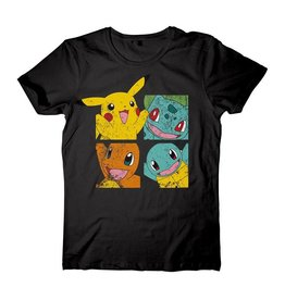 Pokémon T-Shirt Pikachu and Friends