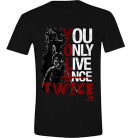 "The Walking Dead T-Shirt ""You Only Live Twice"""