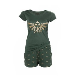 The Legend of Zelda Women Pajamas Hyrule