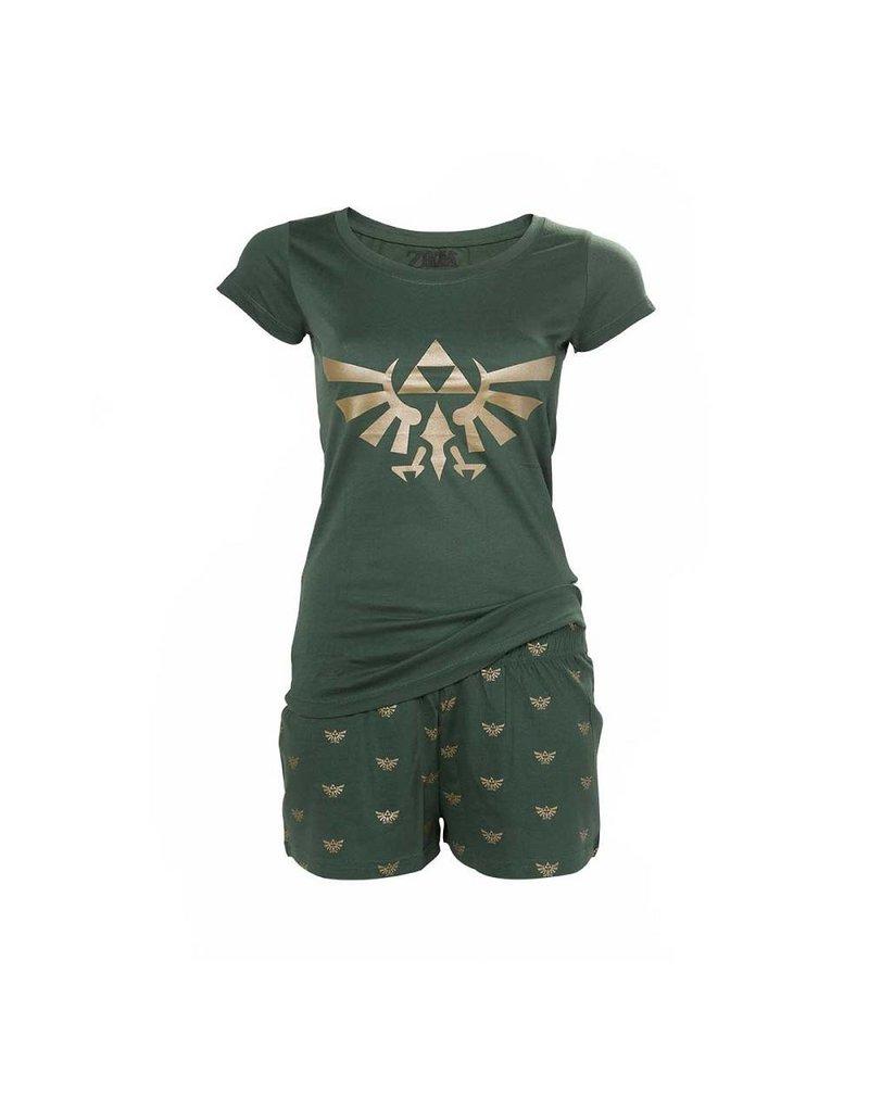 The Legend of Zelda Damen Pyjama Hyrule