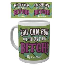 Rick and Morty Mug Scary Terry