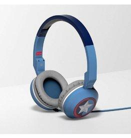 Marvel Kopfhörer Captain America