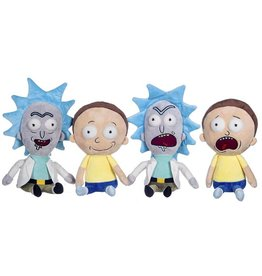 Rick and Morty Plush Figure 27cm