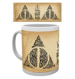 Harry Potter Mug Deathly Hallows