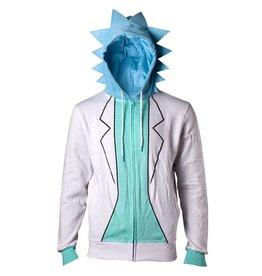 Rick and Morty Zip-Hoodie Rick Kostüm