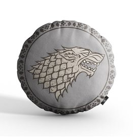 Game of Thrones Cushion House Stark Sigil