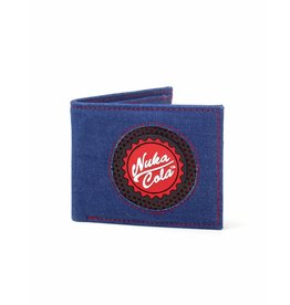 Fallout Wallet Nuka Cola Bottle Cap