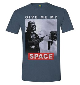 "Star Wars T-Shirt ""Give Me My Space"""