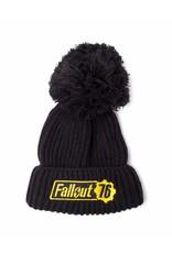 Fallout Bommelmütze Fallout 76 Logo