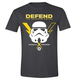 "Star Wars T-Shirt ""Defend"""