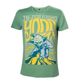 Star Wars T-Shirt Yoda the Jedi Knight