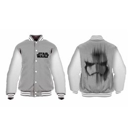 Star Wars College Jacket Trooper